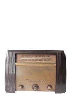 Rare Vintage Bendix Radio c1940s