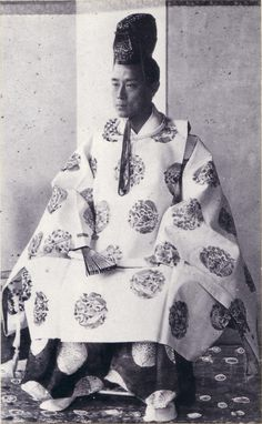 Tokugawa Yoshinobu (徳川 慶喜 - was the and last shogun of the Tokugawa shogunate of Japan. After resigning in late he went into retirement, and largely avoided the public eye for the rest of his life.