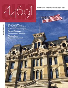 """44691 Magazine is a bi-monthly Lifestyle publication targeting Wooster and Wayne County Ohio. We feature """"People, Places and Events that shape our lives."""" Wayne County, What Is Like, Our Life, Orchestra, The Locals, Filmmaking, Letting Go, Ohio, Events"""