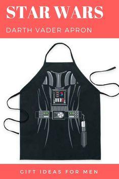 SHOP: Star wars apron/ star wars stuff for geeks/ cool stuff/ star wars merchandise