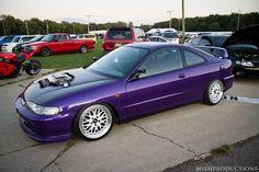 OH F/S 1997 Acura Integra GSR, RHD, JDM front, J32 - Honda-Tech muy lindo..