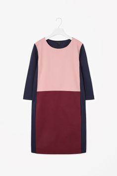 colorblocking free dress from RDC