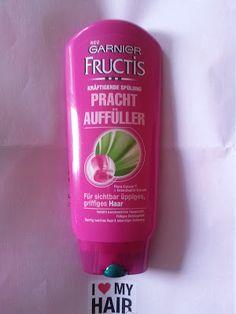 Mihaela Testfamily: Garnier Fructis Pracht Auffüller Serie sorgt für tolles Volumen - der Test #garnier #garnierfructis #garnierbloggeracademy #mihaelatestfamily #Prachtauffüller #shampoo
