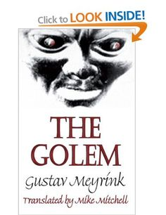 The Golem (European Classics): Amazon.co.uk: Gustav Meyrink, Mike Mitchell: Books