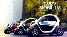 Voiture électrique : Twizy Way : Renault lance son service d\'autopartage en voiture électrique