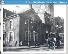 PhillyHistory.org - Free Quaker Meeting, S. W. cor Arch & 5th