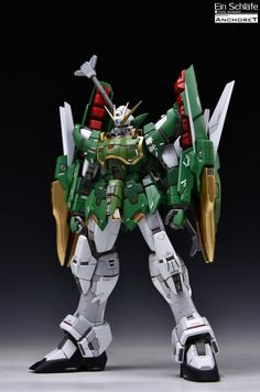 Custom Build: MG 1/100 Altron Gundam EW [Glory of Losers ver.] - Gundam Kits Collection News and Reviews