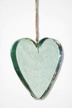 Heart Of Glass Suncatcher - Coldwater Creek