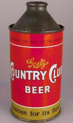 Beer Can Collection, Old Beer Cans, Pints, Liquor, Brewing, Advertising, Things To Come, Canning, Vintage