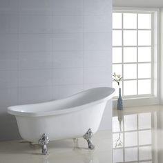 Costco Mexico - Brun & Warten, tina de baño con diseño clásico