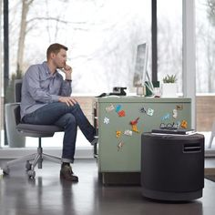 Buoy Modern Active Sitting Chair | Office Concepts | Pinterest |  Multifunctional And Modern