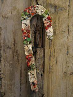 Eccentricities, Mosaics by Kelly Aaron: JOY JOY JOY