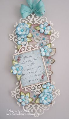 Designs by Marisa: Heartfelt Creations Wednesday - Tag