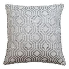 Santana Geometric Decorative Throw Pillow