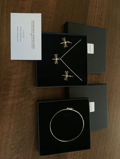 Looking for a gift with a difference? Check out this stunning sterling silver dragonfly set by Dymond Jewellery