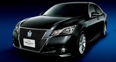 Los Mejores Autos: Toyota Crown Athlete 2013