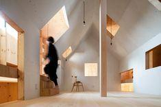 mA-style: ant house más madera en interiores