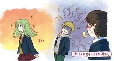 f u Kano Kagerou Project, Kawaii, I Love Anime, Animation, Kido, Kawaii Anime, Naruto Cute, Cartoon, Manga