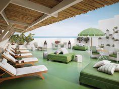 Delano South Beach Spa Miami Hotel Florida