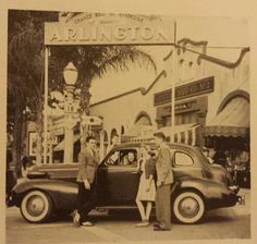 Magnolia and Van Buren 1941 Riverside