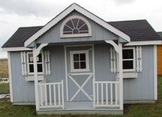 Mennonite Furniture Factory Outlet Playhouse Shed