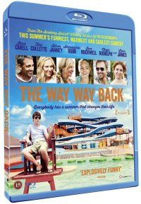 The Way Way Back (Blu-ray) 5,95€