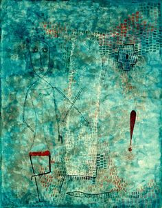 Europa 1933 by Paul Klee. Massive range of art prints. Klimt, Paul Klee Art, Classical Realism, Art Corner, Wassily Kandinsky, Great Artists, Les Oeuvres, Original Art, Abstract Art
