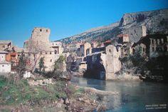 Bosnia-Mostar. Noviembre 93.