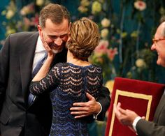 Reines & Princesses: Cérémonie de remise des prix Prince des Asturies, Oviedo