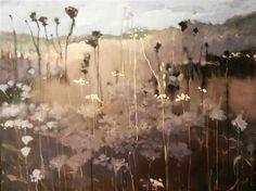 A Field by Mary Pratt   oil painting   Ugallery Online Art Gallery