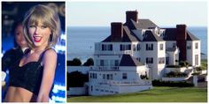 It would be so much easier to shake it off (all things, all the time) in Taylor Swift's $17.75 million Rhode Island mansion. But if being a pop-country hybrid music phenomenon isn't in the cards for you, then you can aspire to the next best thing: Becoming one of her besties and getting invited to her celeb-packed and much-Instagrammed Fourth of July parties.   - ELLEDecor.com