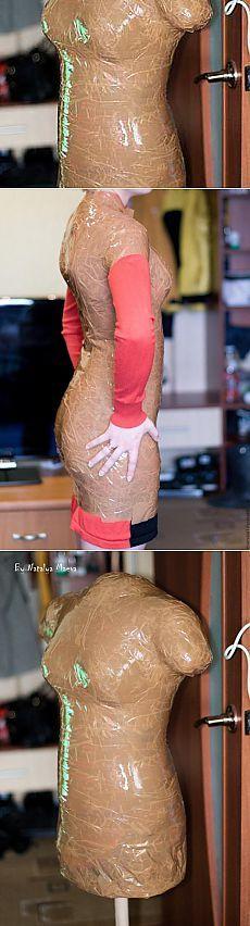 Манекен своими руками - Ярмарка Мастеров - ручная работа, handmade