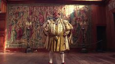 The making of Henry VIII's Crown - Historic Royal Palaces made a modern reproduction of King Henry VIII's crown (the original was destroyed by Parliament after the English Civil War) using primary documents and paintings for reference.