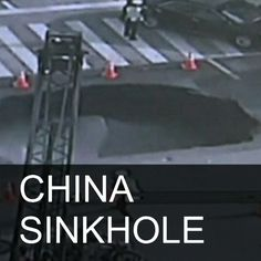 25 APR: Watch the moment a sinkhole opens up in a busy road in eastern China. The footage shows a policeman diverting traffic around a crack in the tarmac apparently just minutes before part of the road collapses China's state broadcaster reports. Find out more: bbc.in/chinahole #China #ChinaSinkHole #Hangzhou #Sinkhole #BBCShorts #BBCNews @BBCNews by bbcnews