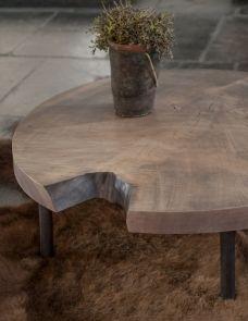 Beautiful weathered wood coffee table   WEATHERED COFFEE TABLE | BDDW