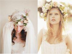 head wreath {right} Spring Wedding, Wedding Day, Flower Crown Hairstyle, Handfasting, Pre Wedding Photoshoot, Flowers In Hair, Flower Hair, Floral Crown, Wedding Looks