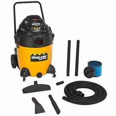 Shop-Vac 24 Gallon 6.5 HP Heavy-duty Wet / Dry Vacuum