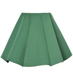 Choies Green Structured Pleats Mini Skirt (41 BRL) found on Polyvore featuring women's fashion, skirts, mini skirts, bottoms, faldas, green, pleated miniskirt, green pleated skirt, short mini skirts and short pleated skirt