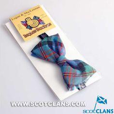 Clan Logan Tartan Bo