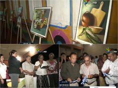 Exposicion de Sergio Almendarez en Olanchito