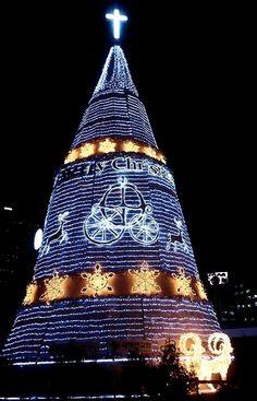 Christmas in Seoul, South Korea