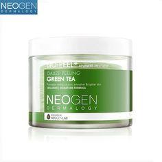 NEOGEN Dermalogy Bio-Peel Gauze Peeling Green Tea 200ml*30ea Cotton Pads #NEOGEN
