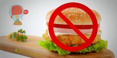 Step 2: Avoid junk foods!