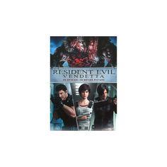 Resident evil:Vendetta (Dvd)