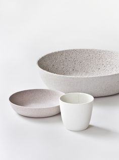 Ceramics by dutch ceramist Kirstie van Noort.