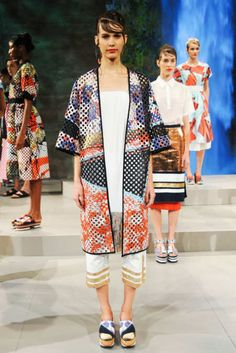 Clover Canyon Spring/Summer 2015 NY Fashion Week