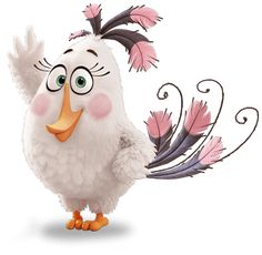 Matilda Angry Birds 2016 gallina