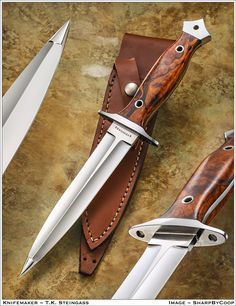 Photos SharpByCoop • Gallery of Handmade Knives - Page 51