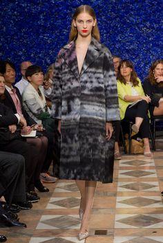 Christian Dior Fall 2012 Couture Fashion Show - Margita Zuchova
