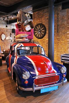barker and stonehouse morris minor